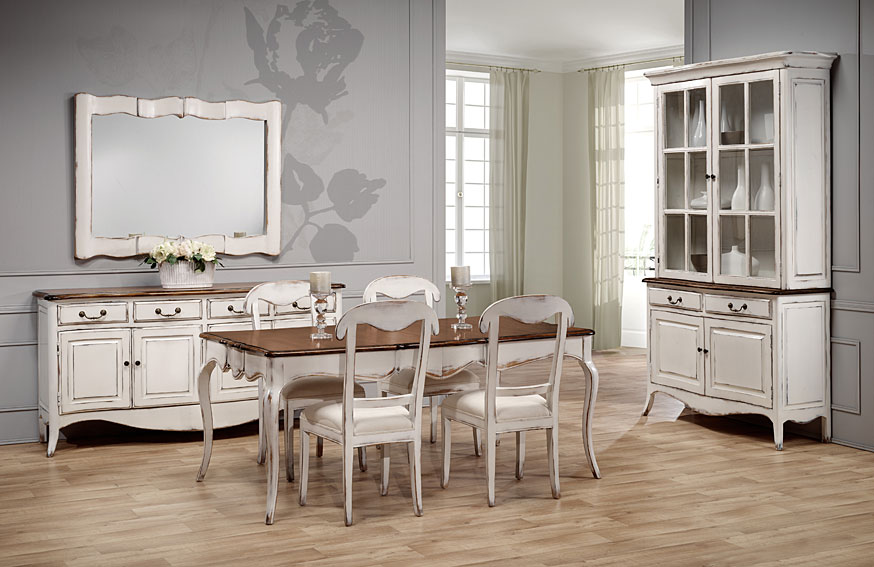 Comedor 2 chantal no disponible en for Muebles de comedor moderno