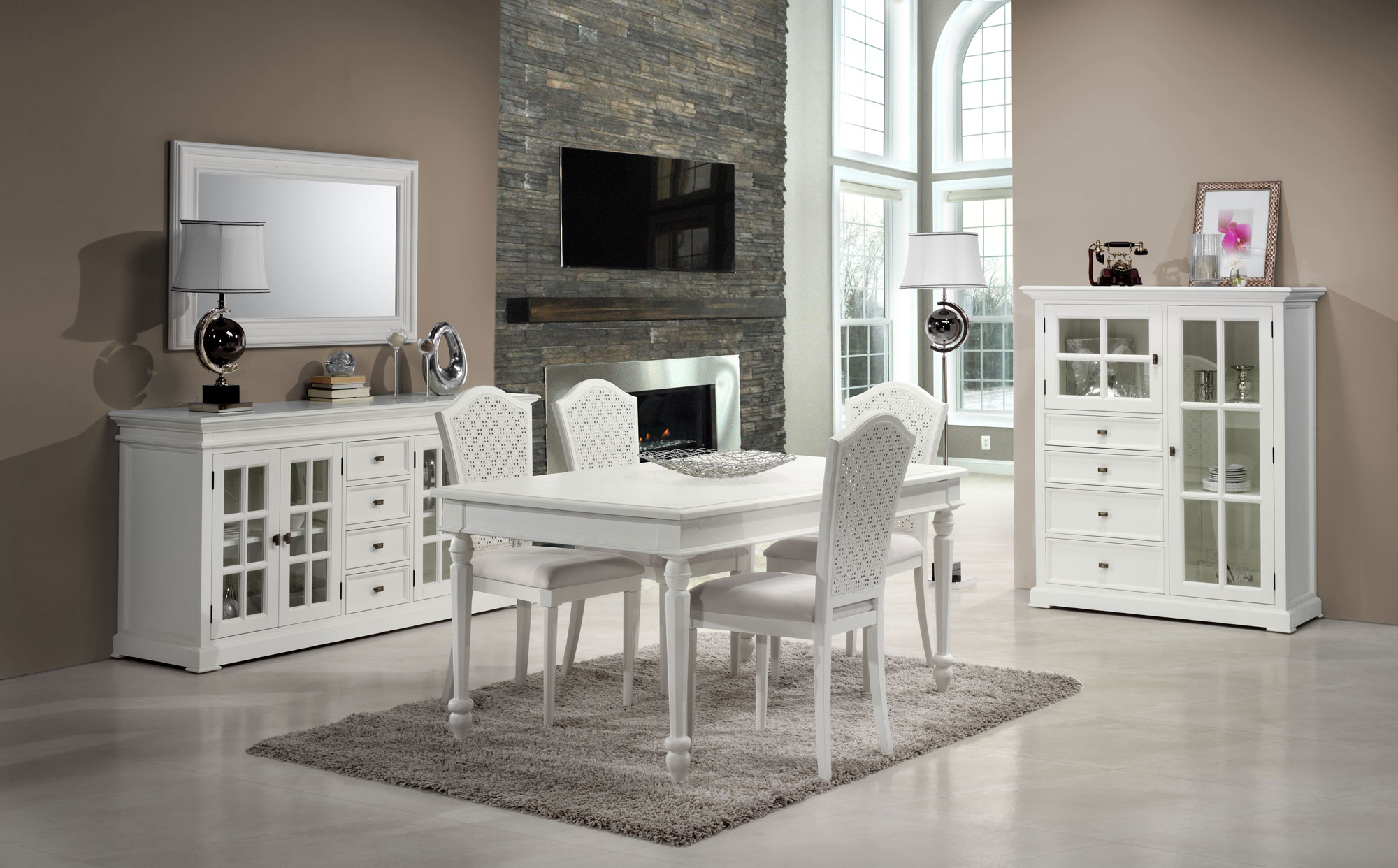 comedor bari blanco no disponible en