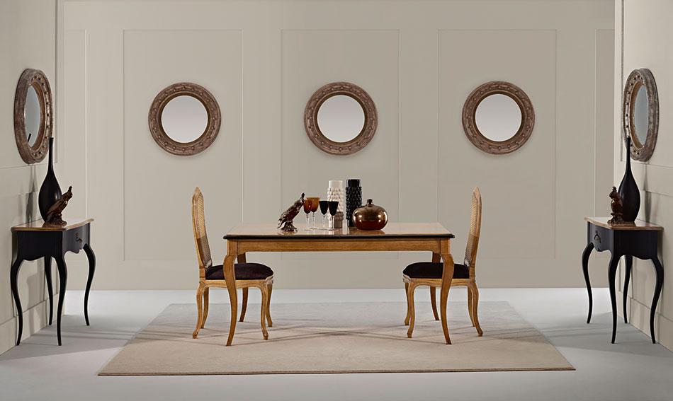 Comedor vintage matisse en cosas de arquitectoscosas de - Muebles de comedor vintage ...