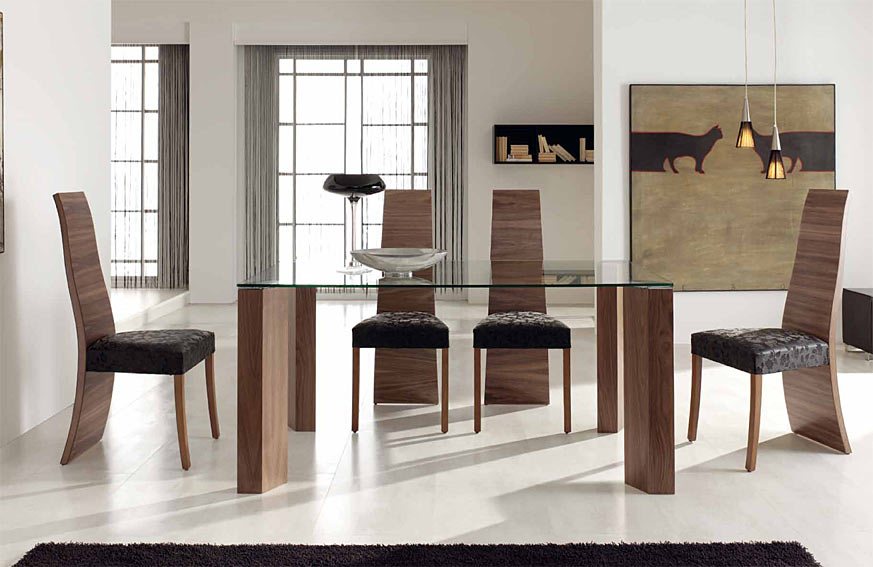 Comedor double en for Muebles de salon completos
