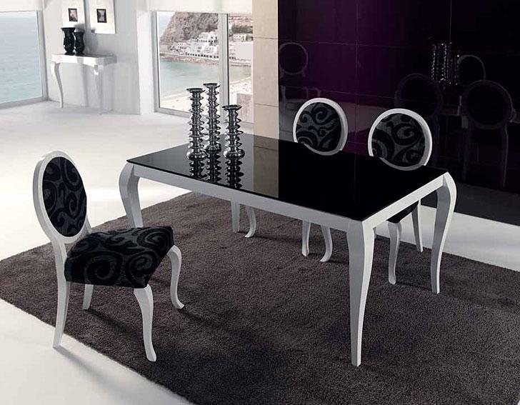 Comedor vintage biarritz en cosas de arquitectoscosas de for Muebles de comedor vintage