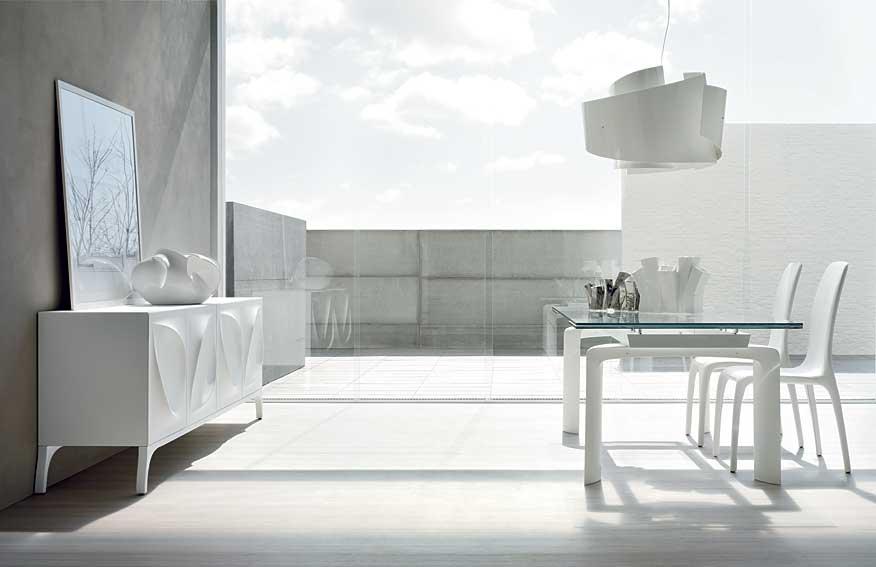 Comedor moderno bridge tonin casa en cosas de for Muebles diseno moderno
