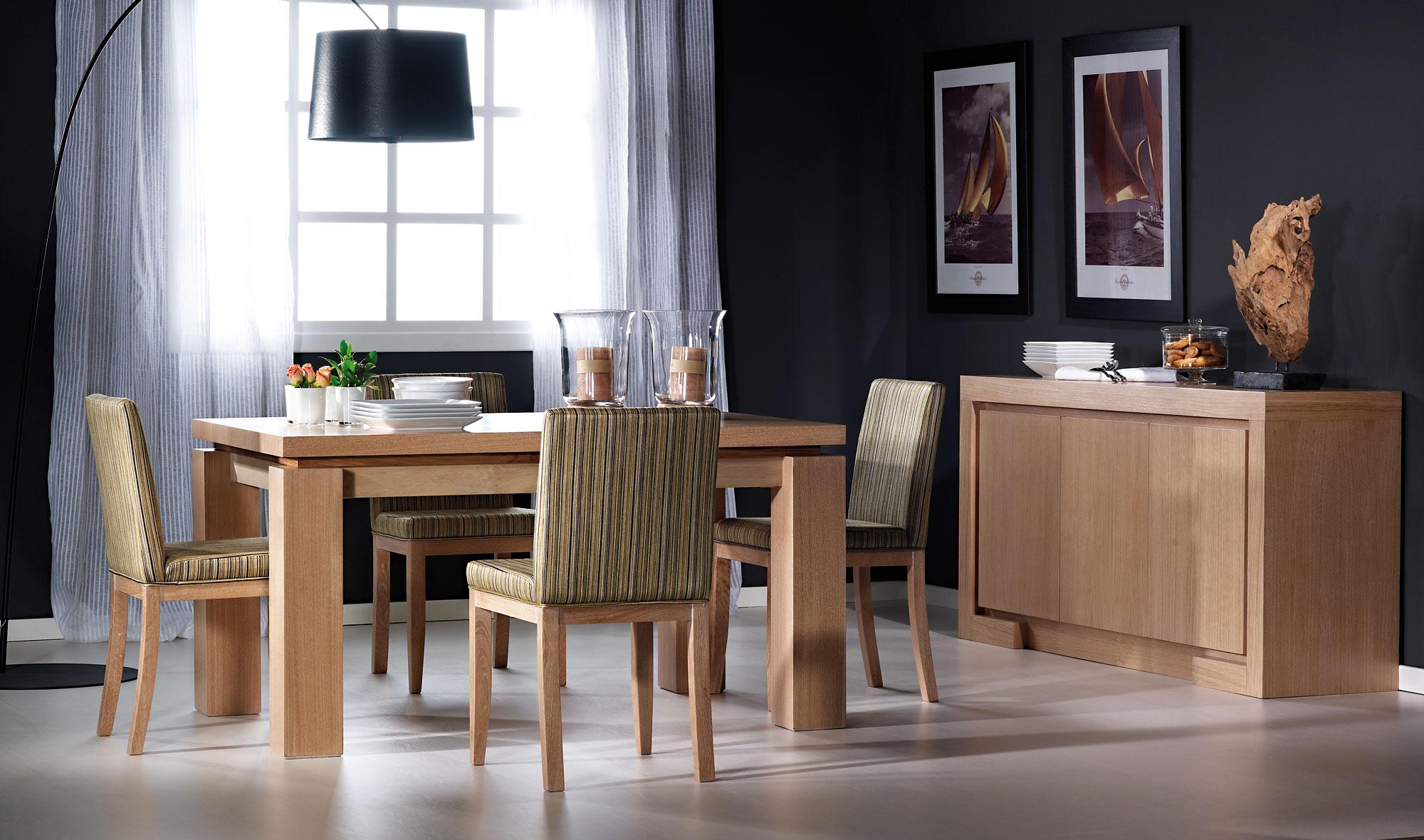 Muebles Modernos De Comedor Mesa De Comedor Diseo Italiano Modena  # Muebles Bufeteros Modernos