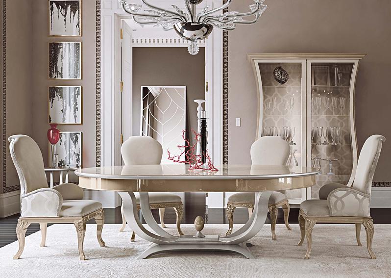 Comedor vintage opera iv de lujo en for Imagenes muebles comedor