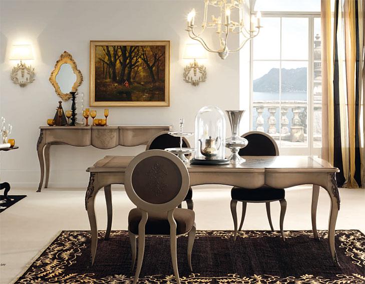 Comedor vintage bisanzio ii en cosas de arquitectoscosas for Muebles vintage