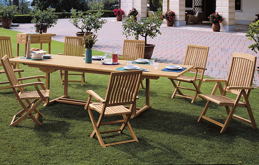Comedor de jard n dover no disponible en for Comedor para jardin