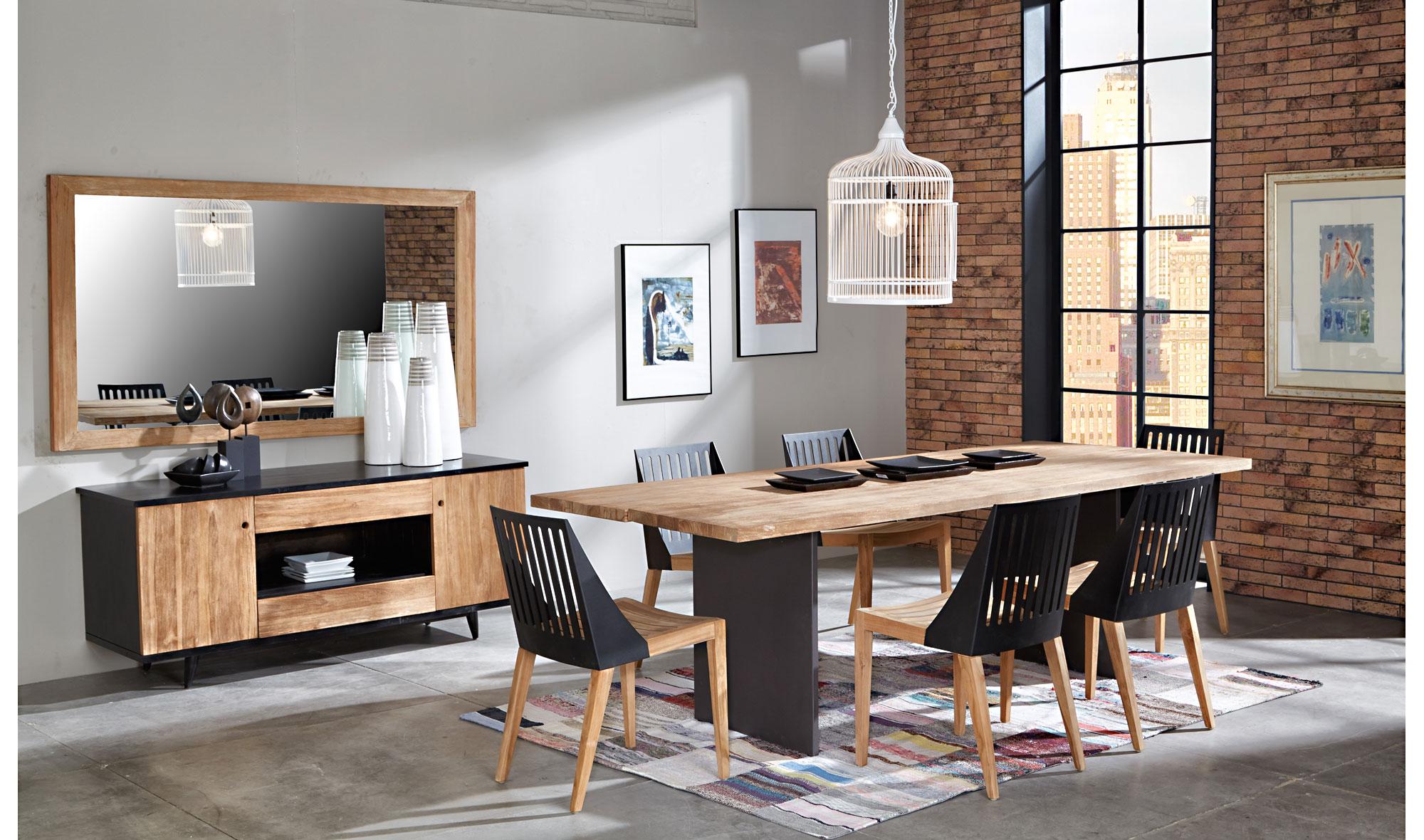 Comedor vintage arthur en for Decoracion para muebles de comedor