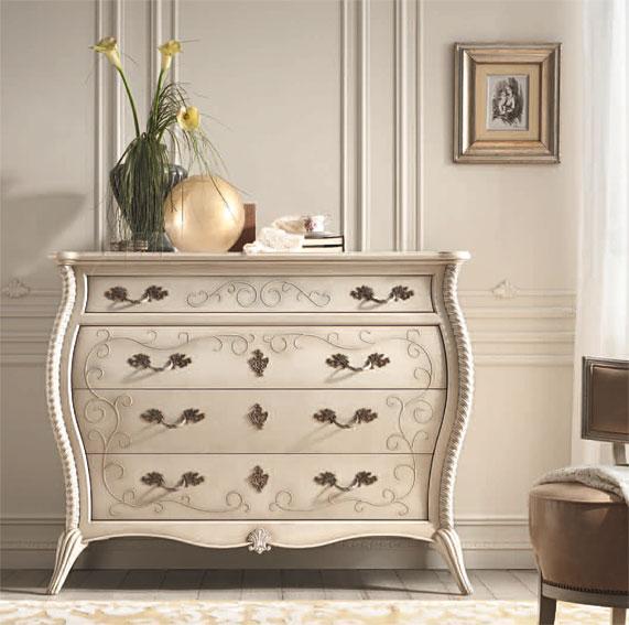 C moda 4 cajones vintage bisanzio en Como restaurar un mueble vintage