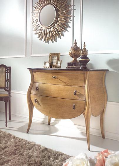 C moda clasica cicero en - Muebles comodas clasicas ...