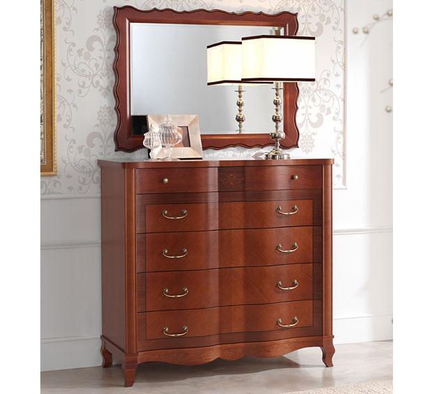 C moda cl sica dorote en - Muebles comodas clasicas ...