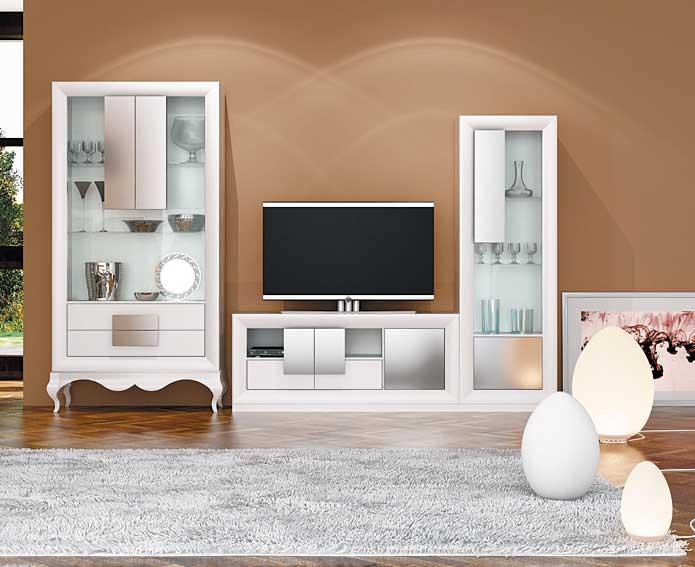 Salon moderno adelaida no disponible en for Muebles de salon modernos de diseno