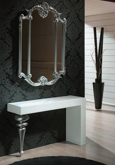 Una idea especial para cada espacio de tu hogar for Espejos para hall