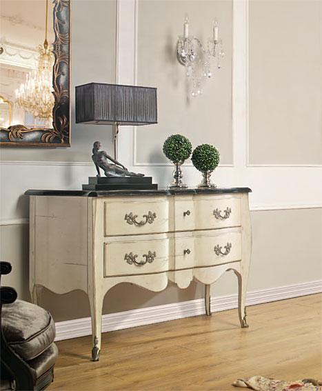 Consola vintage acacia en - Consolas muebles ...