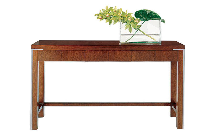 Consola de madera moderna II Yunta