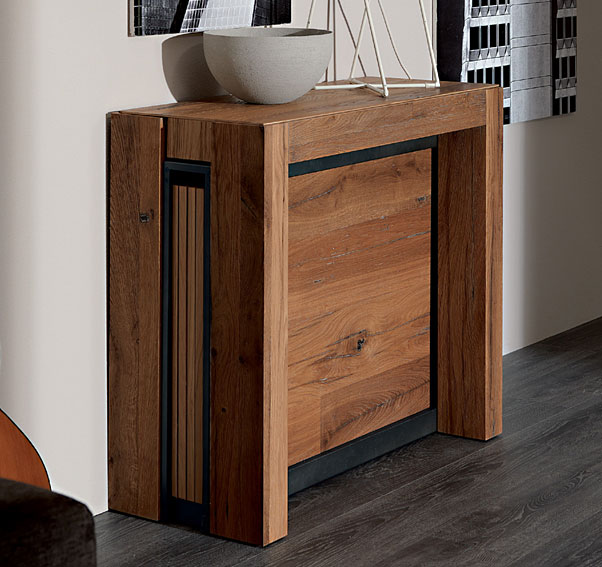 Consola mesa de comedor moderna device en for Muebles de comedor mesas