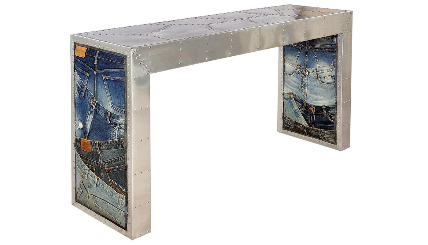 Consola vintage icone en - Consolas muebles ...