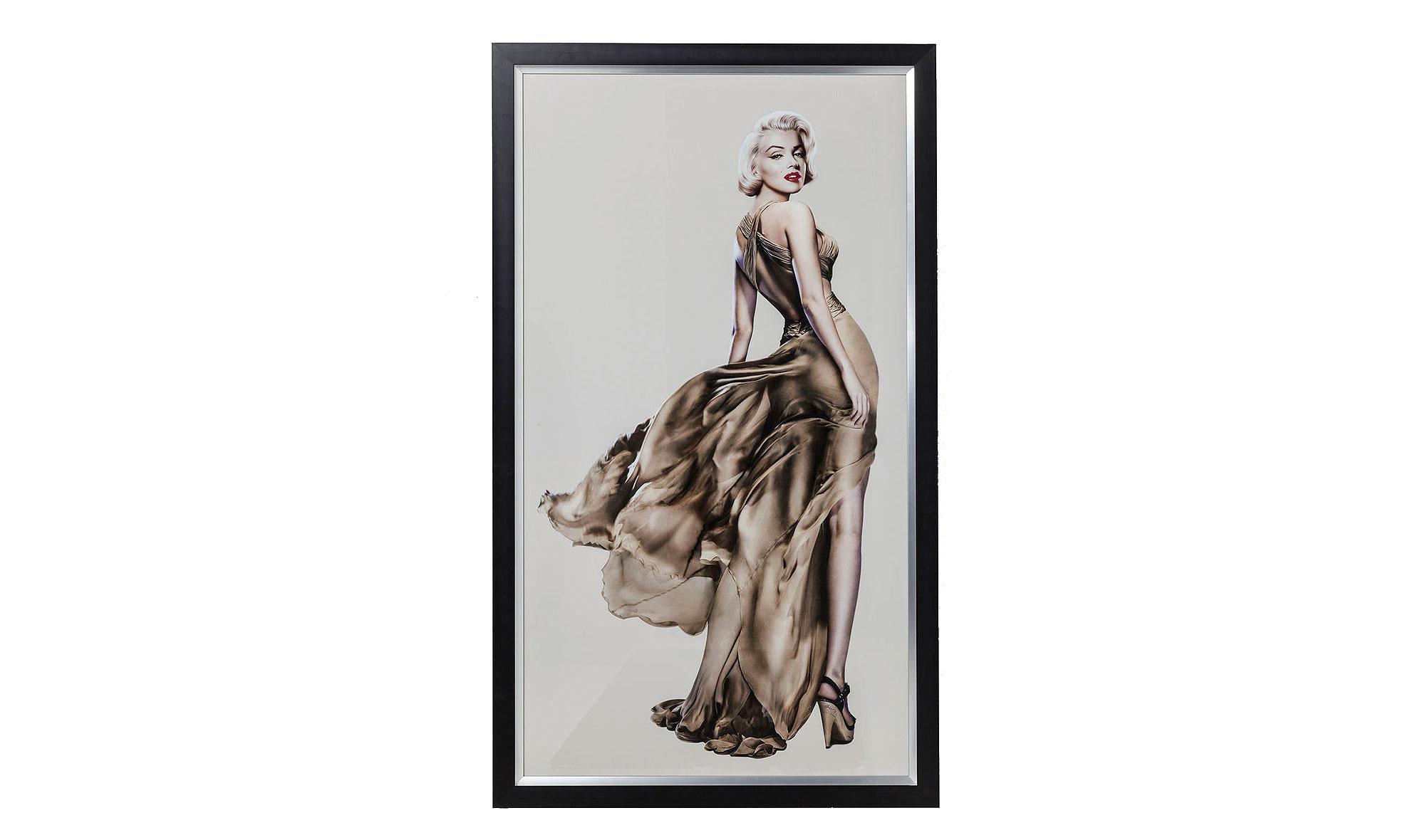 Cuadro marco Marilyn en La tienda de cabeceros de
