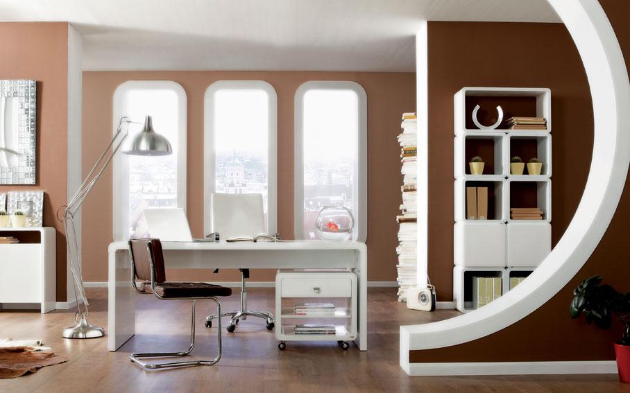 Despacho moderno dove design no disponible en - Muebles de lujo modernos ...