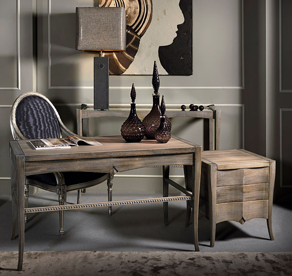 Despacho vintage durban en cosas de arquitectoscosas de - Westwing alfombras vinilo ...