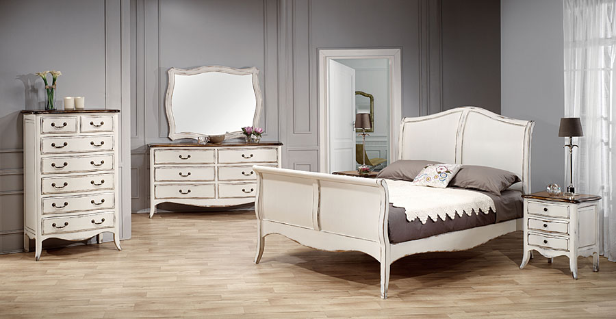 Dormitorio 1 chantal no disponible en for Mueble provenzal frances