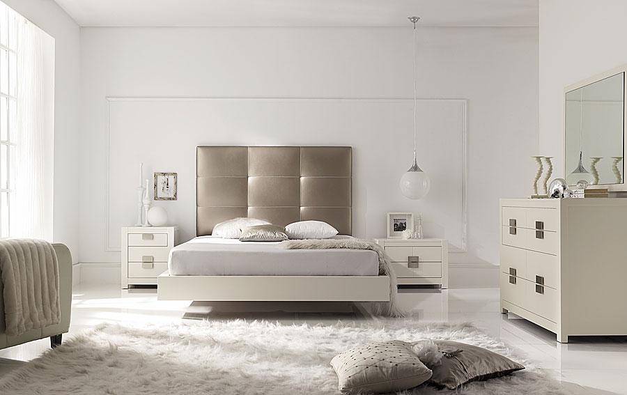 Dormitorio moderno deva en - Muebles de dormitorio blancos ...
