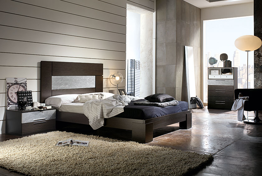 Dormitorio Diseño Birke I no disponible en Portobellostreet.es