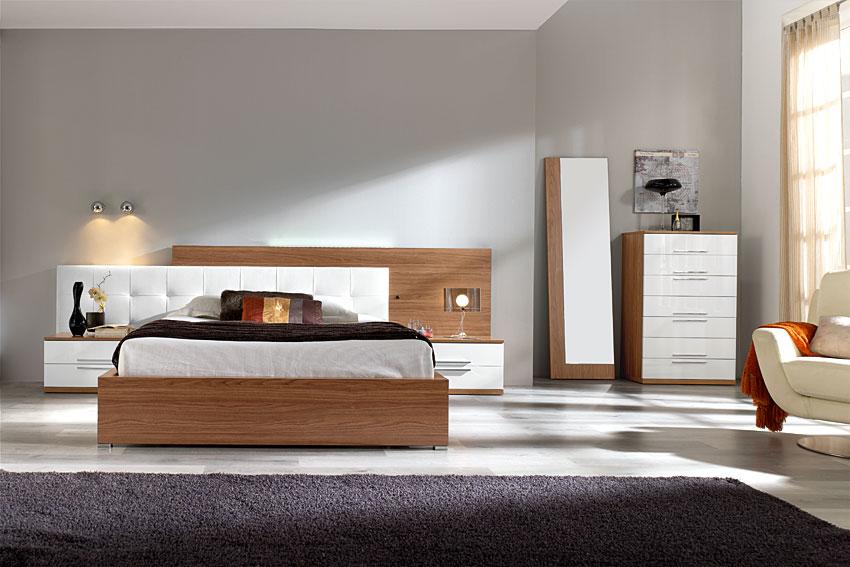 Dormitorios De Diseo Moderno Beautiful Simple Comoda Dormitorio - Dormitorio-diseo-moderno