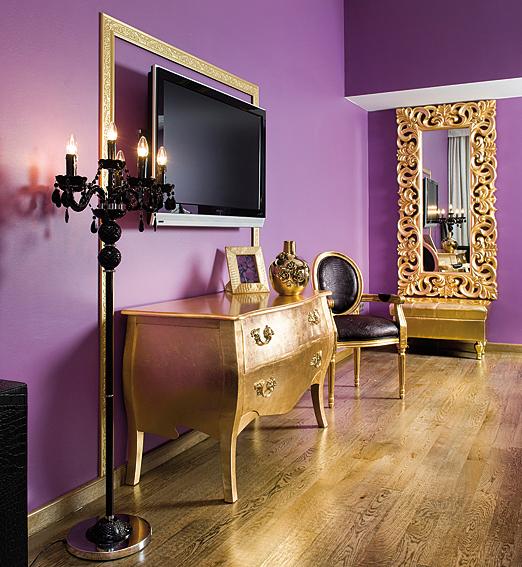 Dormitorio vintage gold no disponible en for Muebles dormitorio vintage