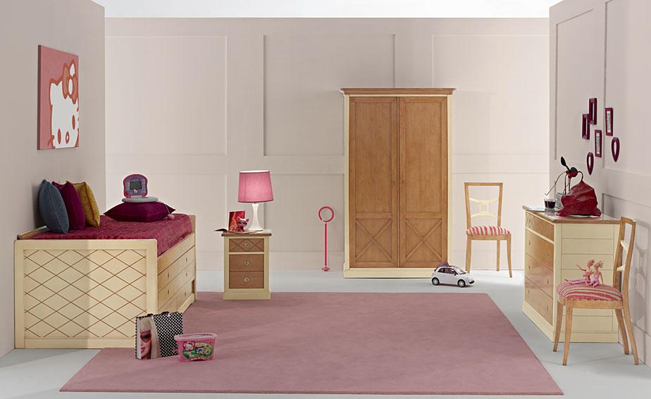 Dormitorio infantil aramis en cosas de arquitectoscosas de - Muebles dormitorio infantil ...