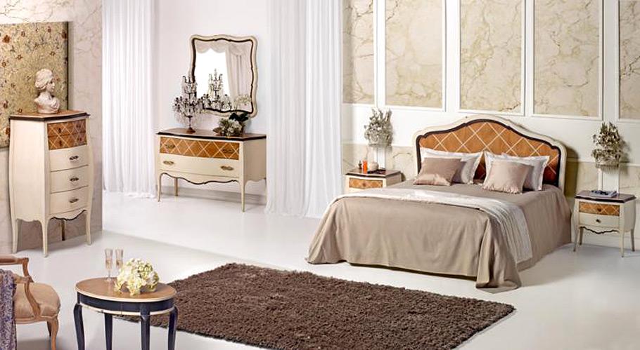 dormitorio vintage juliet en