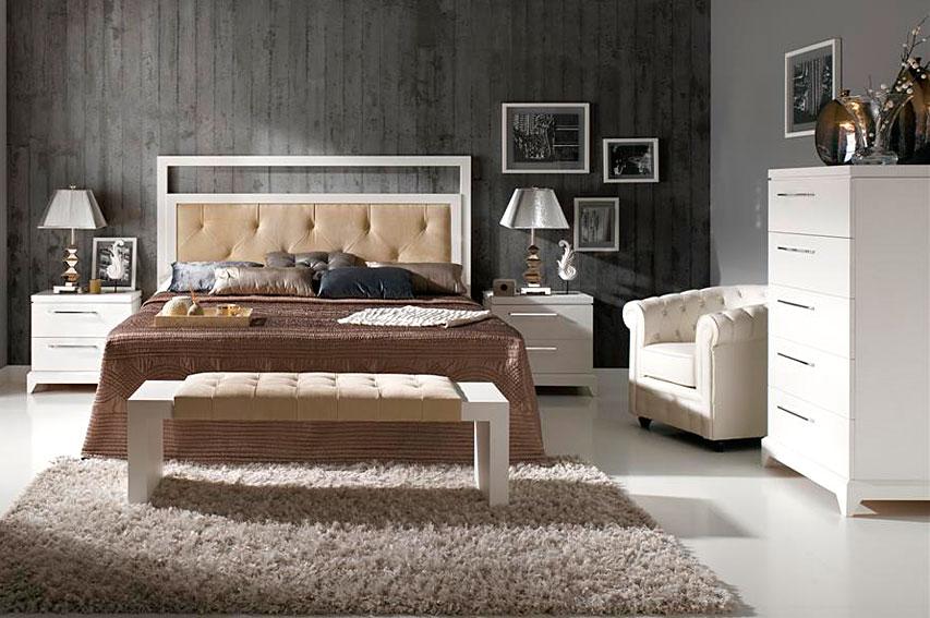 Dormitorio moderno baker no disponible en - Alcampo muebles dormitorio ...