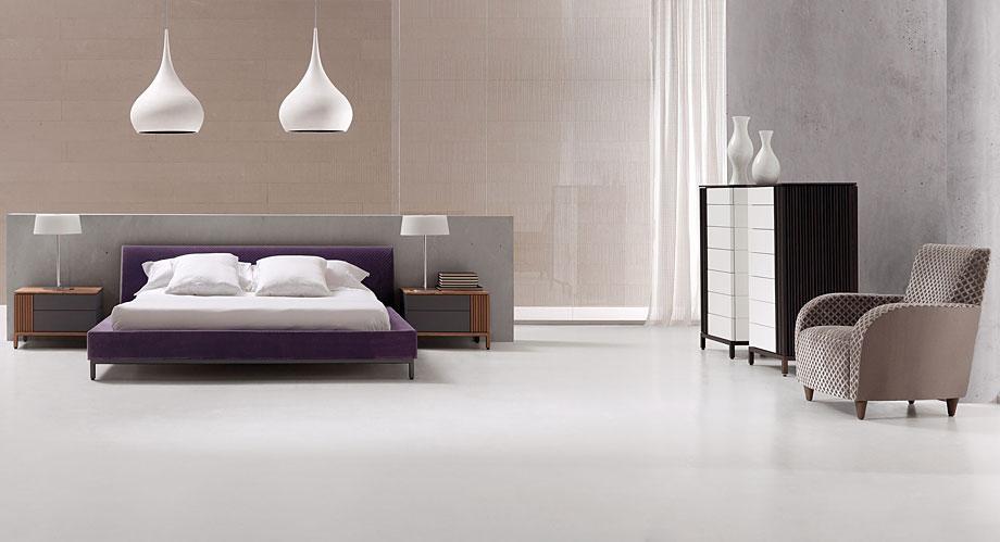 Dormitorio moderno essencial de lujo en for Muebles eroticos