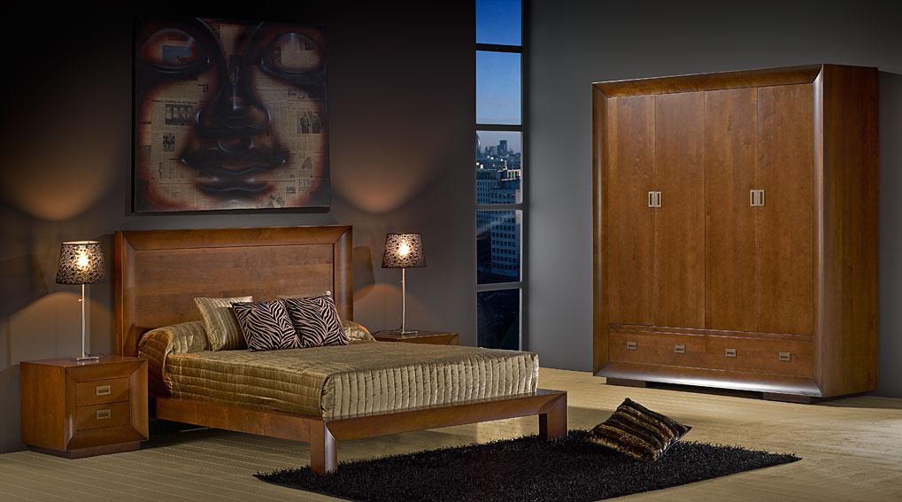 Dormitorio colonial montana ii no disponible en - Muebles estilo colonial moderno ...