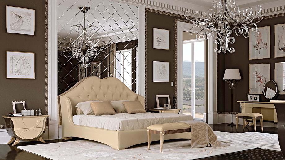 Muebles Cabecerosycamasdepiel.com:  Dormitorio Opera - Cabeceros y Camas de Piel y Tapizados - Muebles Vintage