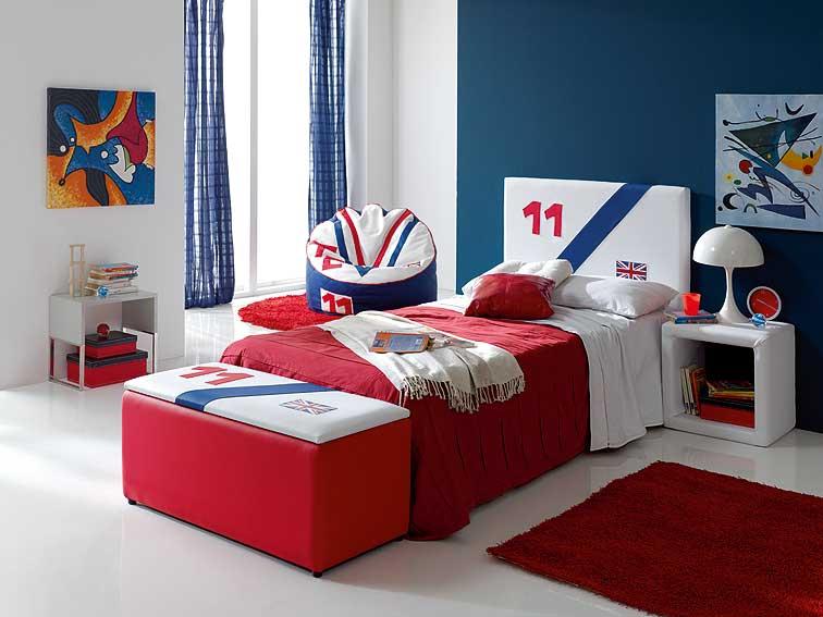 Dormitorio polo london no disponible en for Sillon cama juvenil