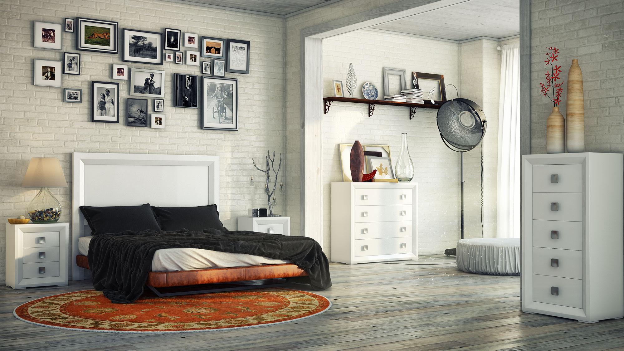 Dormitorios Muebles Blancos Dise Os Arquitect Nicos Mimasku Com # Portobello Muebles