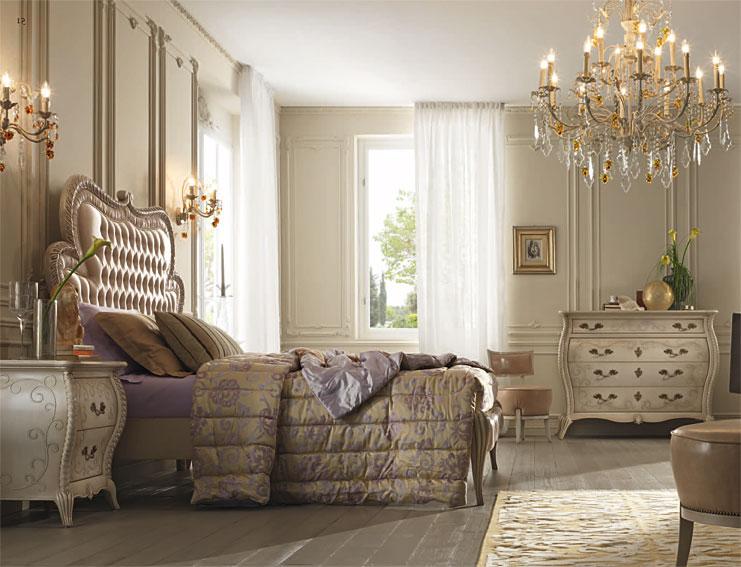 Dormitorio vintage bisanzio ii de lujo en portobellodeluxe - Dormitorios de lujo ...