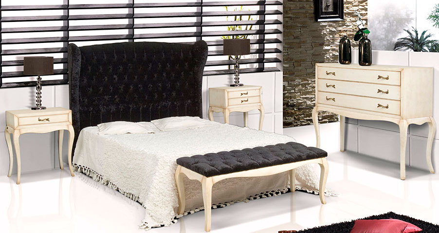 Recamaras vintage modernas paz montealegre decoracion - Dormitorios vintage modernos ...