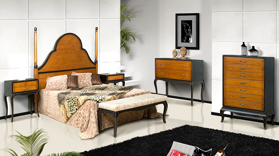 dormitorio vintage chic iii no disponible en