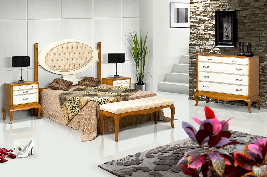 Decoraci n e ideas para mi hogar 10 bellos dormitorios for Recamaras estilo vintage