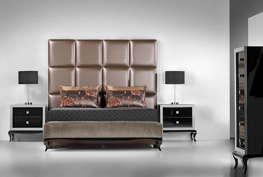 Cama vintage delacroix en for Muebles dormitorio vintage