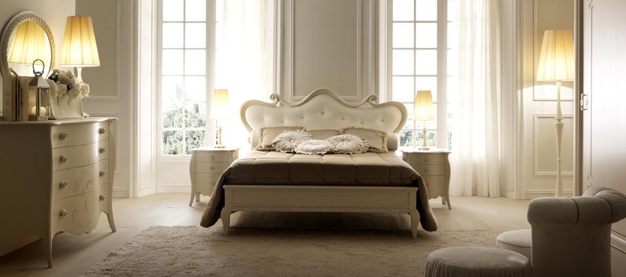 Muebles Cabecerosycamasdepiel.com:  Dormitorio Vintage Giorno - Cabeceros y Camas de Piel y Tapizados - Muebles Vintage