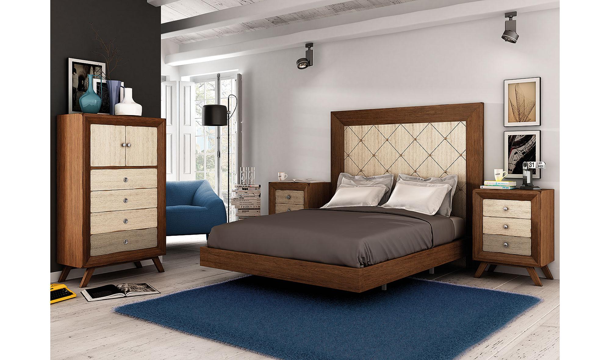 Cama vintage goya antic en - Sillones de dormitorio ...
