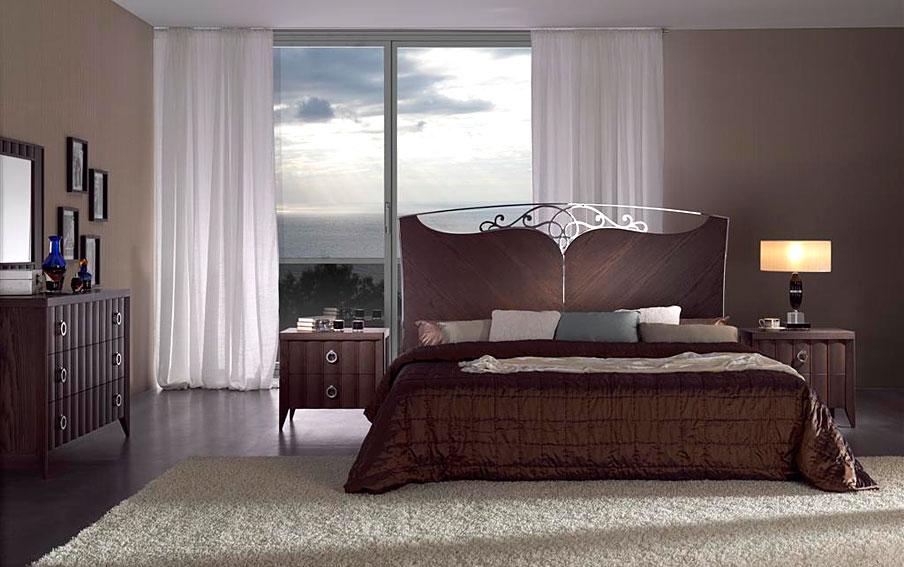 Dormitorio moderno malibu no disponible en for Malibu muebles