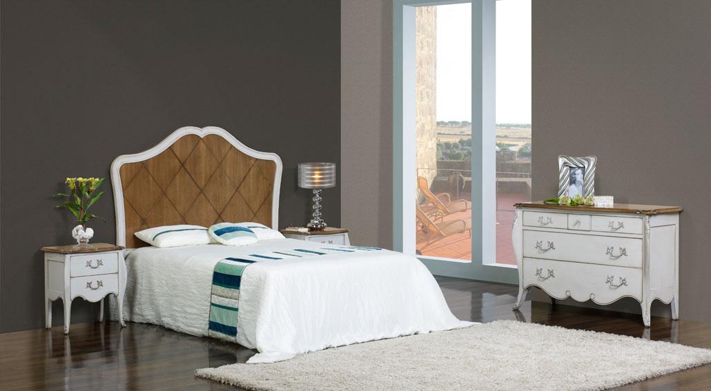 Dormitorio vintage opera ii en - Muebles decoracion vintage ...