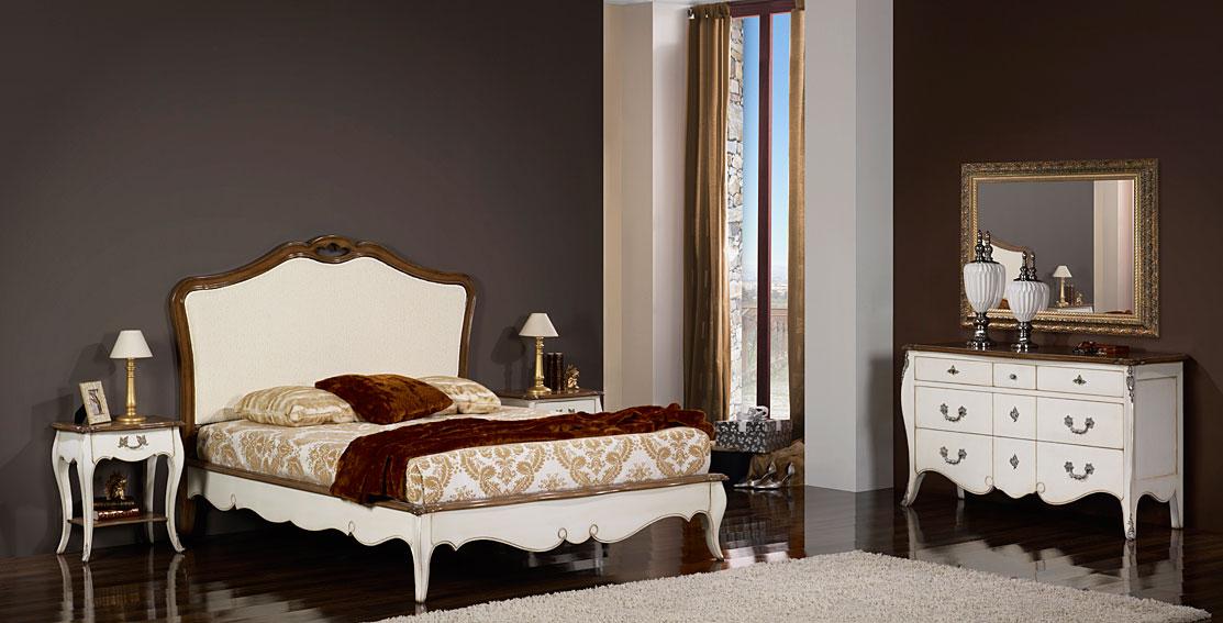 Dormitorio vintage opera iii en for Muebles de dormitorio antiguos