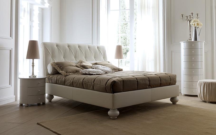 cama vintage sectore de lujo en tu