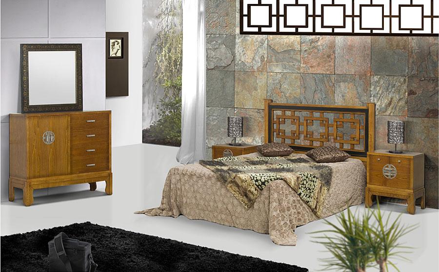 Dormitorio asia vintage ii no disponible en for Muebles dormitorio vintage