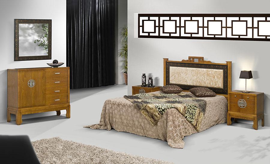 Dormitorio asia vintage no disponible en for Muebles dormitorio vintage