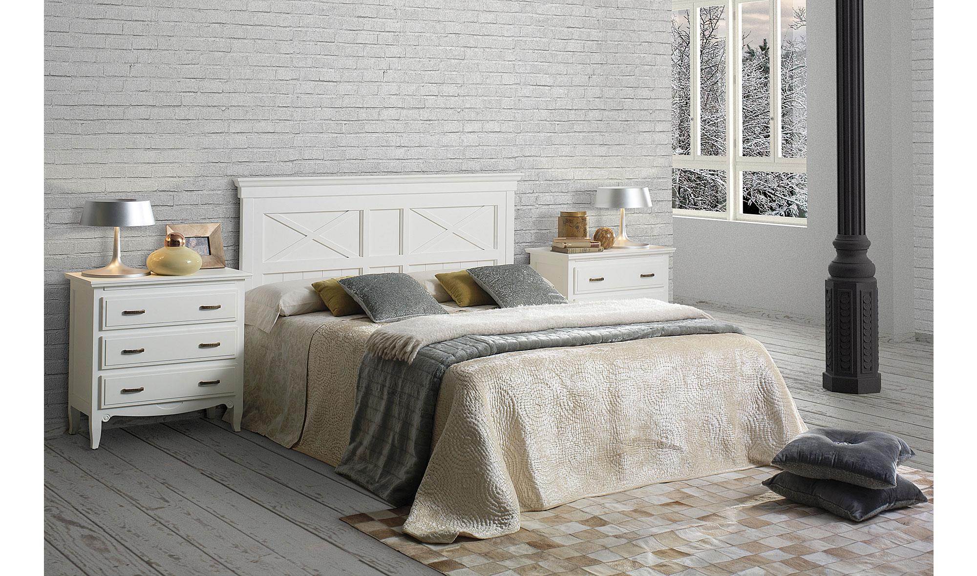 Dormitorio vintage provenzal fontana en - Dormitorios estilo provenzal ...